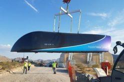 Tàu điện siêu âm Hyperloop One lần đầu tiên thử nghiệm hệ thống hoàn chỉnh