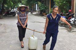 Khu đô thị Đại Kim: Bất an vì thiếu nước sinh hoạt