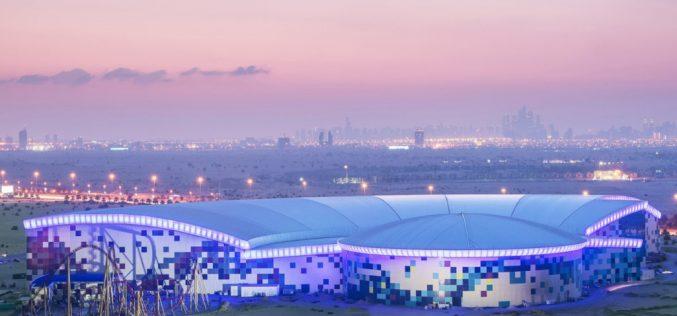 Công viên giải trí trong nhà trị giá tỷ đô của Dubai