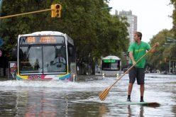 Những thành phố ngập lụt như cơm bữa trên thế giới