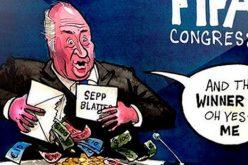 Đế chế quan chức FIFA lười biếng nhưng giàu có
