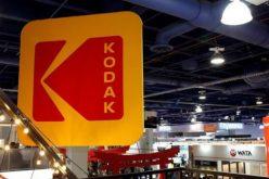 Cổ phiếu Kodak tăng giá khủng sau tin tung tiền ảo riêng