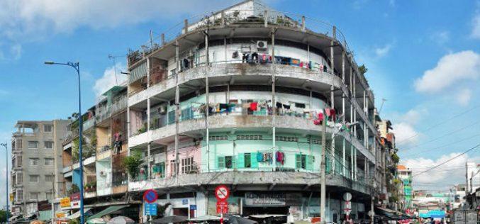 Sở Xây dựng TP.HCM đang lựa chọn chủ đầu tư cho 16 chung cư cũ