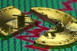 Thị trường tiền ảo lại lao dốc