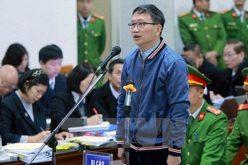 Trịnh Xuân Thanh: Người ta ném tiền vào xe của bị cáo