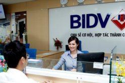 BIDV báo lãi trước thuế 8.800 tỷ đồng năm 2017