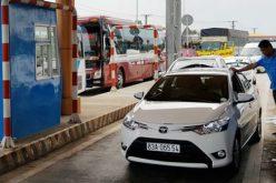 Cấm dừng xe quá 5 phút tại trạm thu phí có trái luật?