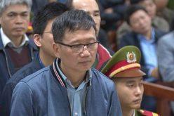 Bị cáo Trịnh Xuân Thanh muốn có điều kiện chăm sóc vợ con