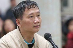 <span class='bizdaily'>BizDAILY</span> : Ông Trịnh Xuân Thanh tiếp tục hầu tòa trong vụ án tham ô tài sản tại PVP Land