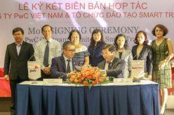 PwC Việt Nam hợp tác với tổ chức đào tạo Smart Train