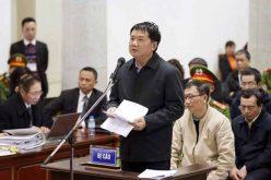 Ông Đinh La Thăng nói lời sau cùng, cúi đầu xin lỗi Đảng, Nhà nước, nhân dân