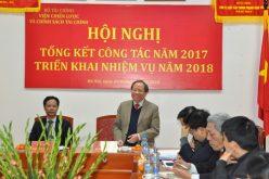 Tập trung xây dựng chính sách tài chính quốc gia bền vững