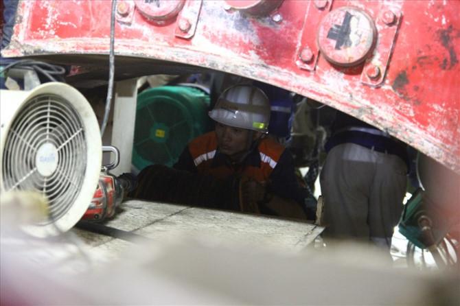 Việc đào đường hầm thứ 2 sẽ thuận lợi do các kỹ sư và công nhân đã quen việc.