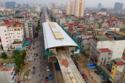 Địa ốc 24h: Vingroup và T&T muốn lập báo cáo tiền khả thi 3 dự án đường sắt đô thị tại Hà Nội
