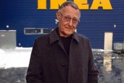 """Người sáng lập """"đế chế"""" IKEA Ingvar Kamprad qua đời ở tuổi 91"""