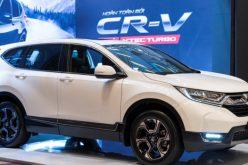 Honda CR-V bán ra cao hơn giá dự kiến hàng trăm triệu đồng