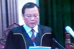 Bị cáo Đinh La Thăng lĩnh 13 năm tù