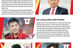 U23 Việt Nam sẵn sàng cho trận chung kết