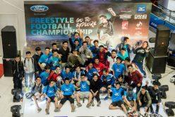 Ford đồng hành cùng giải bóng đá nghệ thuật Việt Nam