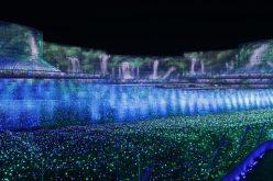 Lễ hội ánh sáng với hàng triệu bóng đèn ở Nhật