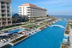 Khu nghỉ dưỡng đầu tiên tại Đông Nam Á đạt chuẩn Sheraton Grand Resort