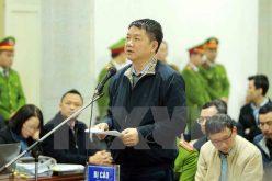 """Đại án PVC: """"Bị cáo Đinh La Thăng gây hậu quả nặng nề cho Nhà nước"""""""
