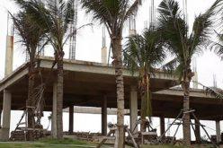 Chủ đầu tư dự án The Song tháo dỡ công trình vi phạm chỉ giới xây dựng