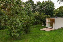Mẫu nhà tương lai nhỏ gọn, dễ di chuyển và thân thiện với môi trường
