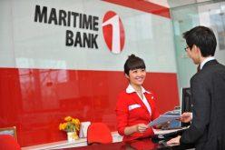 Maritime Bank 'lạc điệu' trong cơn lốc cổ phiếu ngân hàng