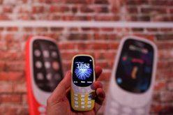 Doanh số điện thoại Nokia tăng mạnh