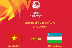 Xem trận chung kết U23 Việt Nam miễn phí tại 46 rạp chiếu phim CGV Việt Nam