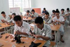 Hỗ trợ học nghề cho học viên cai nghiện