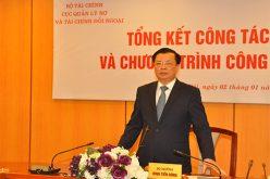 Bộ trưởng Đinh Tiến Dũng: Tạo đột phá trong quản lý và sử dụng hiệu quả nợ công