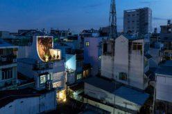 Thiết kế mang nắng và gió vào nhà trên nền 38 m2 tại Sài Gòn
