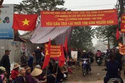Dự án Khu đô thị mới Đại Kim bị dân sở tại phản đối