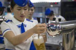 Triều Tiên ra mắt bia độc quyền mới