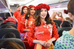 Tiếp viên AirAsia hóa dancer trên chuyến bay Hà Nội – Kuala Lumpur
