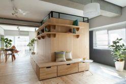 Căn hộ nhỏ rộng gấp đôi nhờ biết cách sắp xếp nội thất