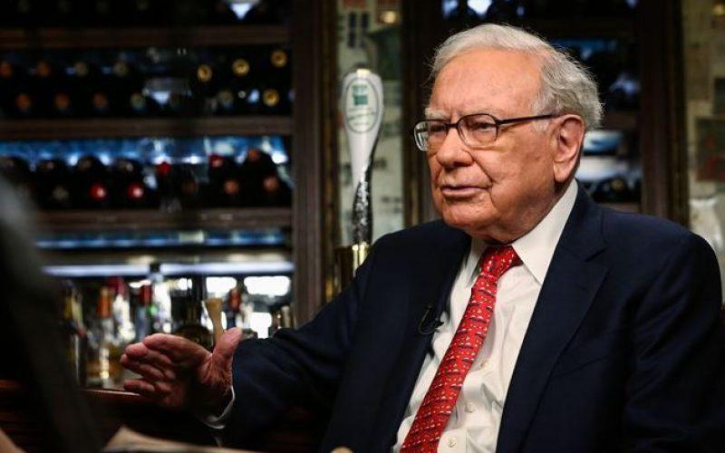 Tỷ phú Warren Buffett mất 5,1 tỷ USD trong 1 ngày
