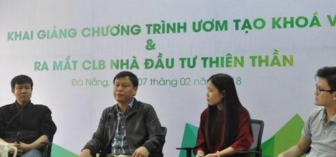 Đà Nẵng: 5 dự án khởi nghiệp được ươm tạo tại Vườn ươm doanh nghiệp