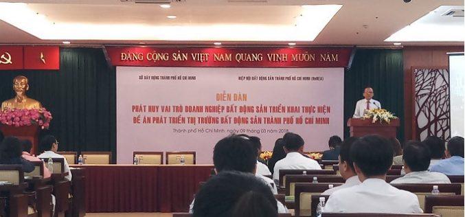 Đề nghị xem xét dự án Đại lộ ven sông Sài Gòn trong năm 2018