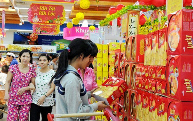 Nielsen: Bất chấp sự trồi sụt, thị trường tiêu dùng nhanh Việt năm 2017 vẫn tăng trưởng tốt