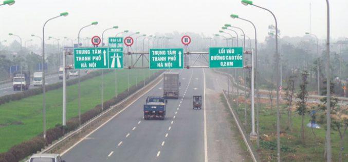 Hà Nội duyệt chỉ giới đường đỏ nút giao đường Vành đai 3,5 – Đại lộ Thăng Long