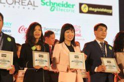 MB thăng hạng vào TOP 3 nơi làm việc tốt nhất Việt Nam ngành ngân hàng 2017