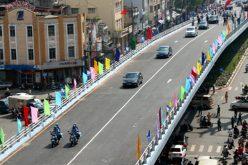 Hà Nội xây cầu vượt tại nút giao Hoàng Quốc Việt – Nguyễn Văn Huyên
