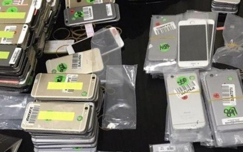 Bắt giữ lô điện thoại trị giá hơn 600 triệu đồng nhập lậu tại Quảng Ninh