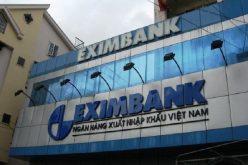 Giám đốc chi nhánh Eximbank TP. HCM bị chuyển công tác
