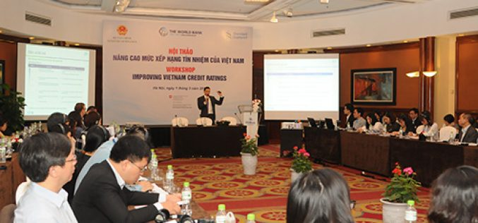 Nâng cao công tác xếp hạng tín nhiệm quốc gia của Việt Nam
