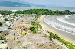 Đà Nẵng: Người dân tập trung phản đối dự án nghỉ dưỡng Lancaster Nam Ô