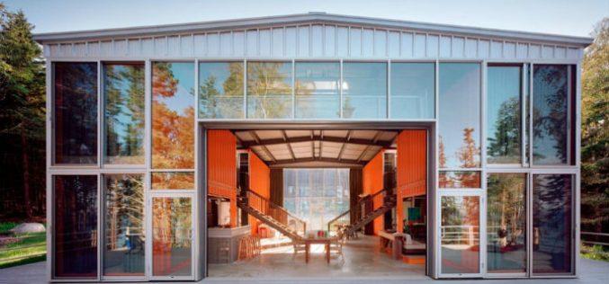 10 thiết kế nhà container độc đáo trên thế giới